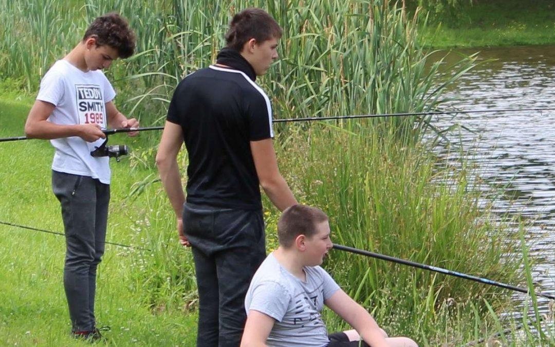 A la pêche au bonheur