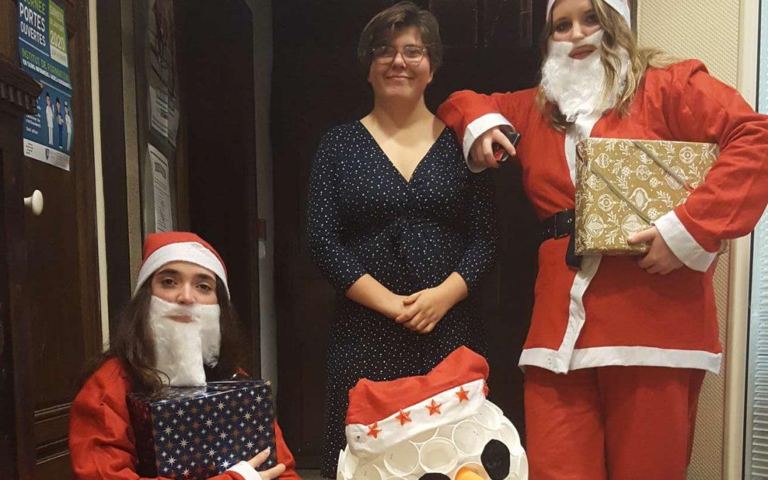 Une fête de Noël en douceur