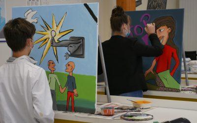 Picasso nous inspire ! (vidéo)
